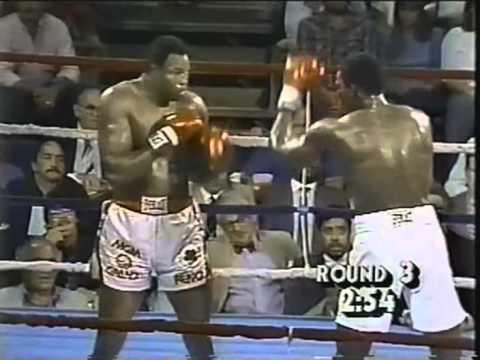 "Larry Holmes vs Carl ""The Truth"" Williams  (NBC Broadcast)"
