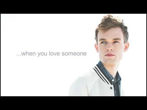 When you love someone - James TW (lyrics)
