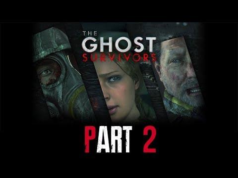 "Resident Evil 2 Remake - The Ghost Survivors DLC - Part 2 - ""Runaway"" | DanQ8000"