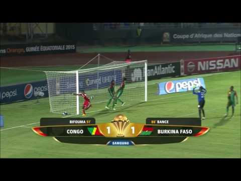 All 68 Goals from Africa Cup of Nations 2015 Equatorial Guinea AFCON