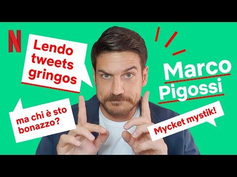 Marco Pigossi lê tweets gringos sobre Cidade Invisível | Netflix Brasil