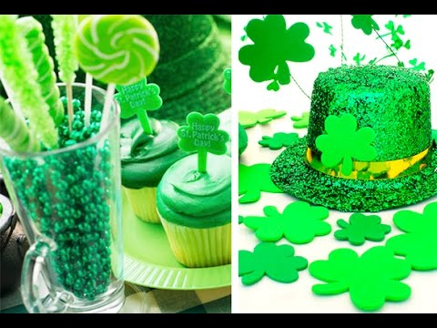 100 Diy St Patrick S Day Decorations And Crafts Easy Home School Decor Ideas
