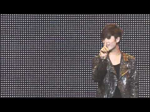 SS501 ASIA TOUR PERSONA in JAPAN   Kim Kyujong <Story & Wuss up>  [HD]