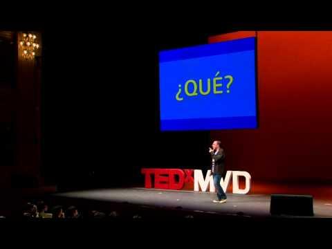 ¿Existe otro paradigma de educación económica? Ramón Silveira at TEDxMontevideo 2012