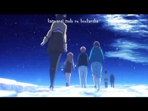 || Nagi no Asukara || OP 2「ebb and flow」- lyrics eng / romaji 【HD】