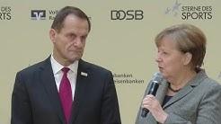 Bundeskanzlerin ehrt hessischen Verein für Flüchtlingsarbeit