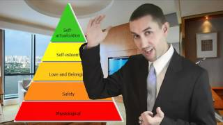 Abraham Maslow's Hierarchy of Needs: Humanistic Psychology and Self-Actualization [Motivation]
