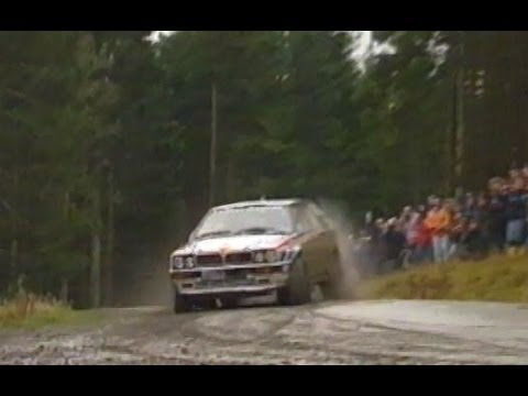 Lombard RAC Rally 1991 Part 3