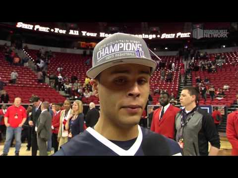 MW Men's Championship Post Game: Cezar Guerrero Interview