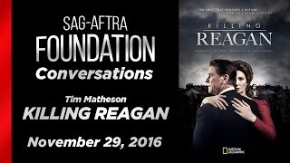 Conversations with Tim Matheson of KILLING REAGAN