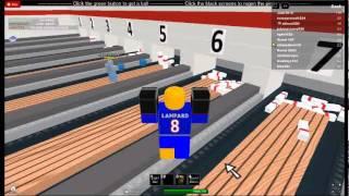 ROBLOX Bowling Alley: Josh7812: Part 2