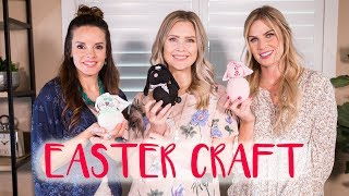 DIY Easter Bunny Craft!