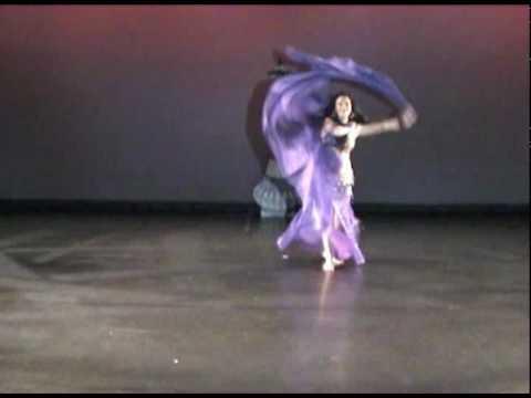 Sandra Bellydancer - Performance in Houston
