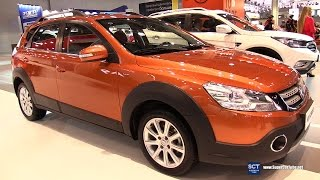 2016 DFM Dongfeng H30 Cross - Exterior Walkaround - 2016 Moscow Automobile Salon