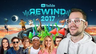 YouTube Rewind: The Shape of 2017 | #YoutubeRewind | REACTION