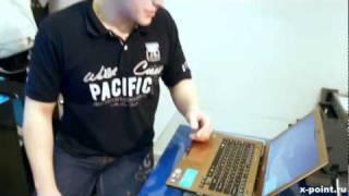 видео Новые ноутбуки Sony VAIO S (2012)