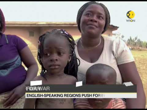 33000 Cameroon refugees flee to Nigeria