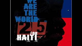 We Are The World 25 for Haiti (audio)