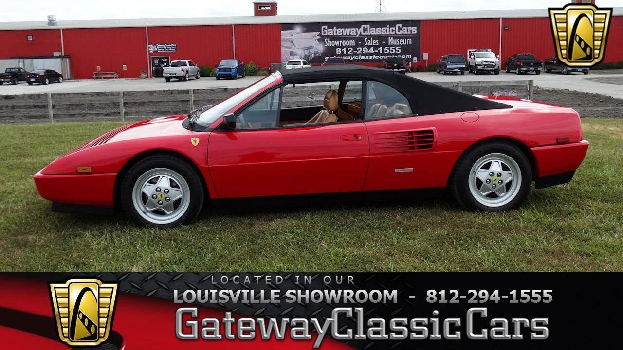 1993 Ferrari Mondial T Louisville Showroom Stock 1619