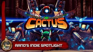 Assault Android Cactus Review - Xbox One X