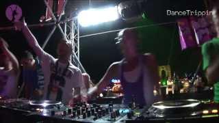 Lady Waks | Kazantip (Ukraine) DJ Set | DanceTrippin