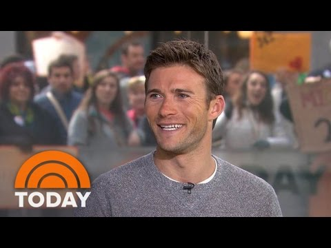 Scott Eastwood On 'Fate Of The Furious,' Paul Walker, And Dad Clint Eastwood  TODAY