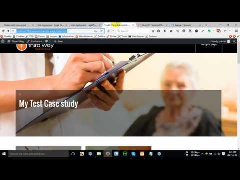 2nd class  upwork web design