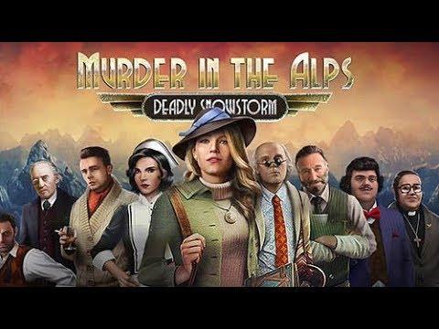 Murder In The Alps. - Walkthrough Gameplay (By Nordcurrent)