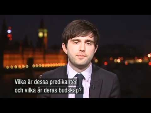 Sveriges Television: Robin Simcox on the Stockholm suicide bomber