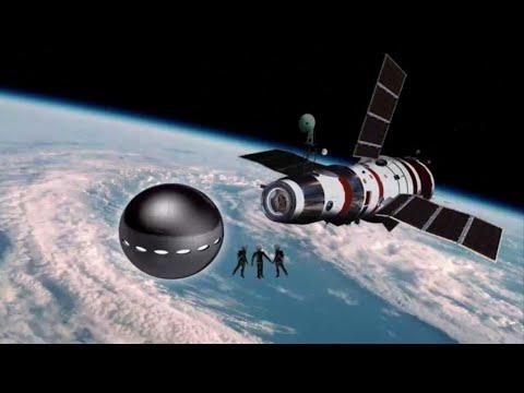 Astronotların Uzayda Yaşadığı