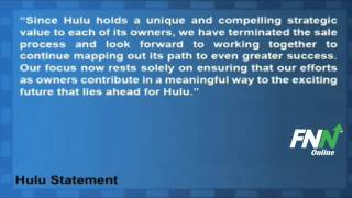 Hulu Calls Off Sale of Company