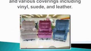 Lift Chair Recliner--how To Choose The Right Lift Recliner Chair