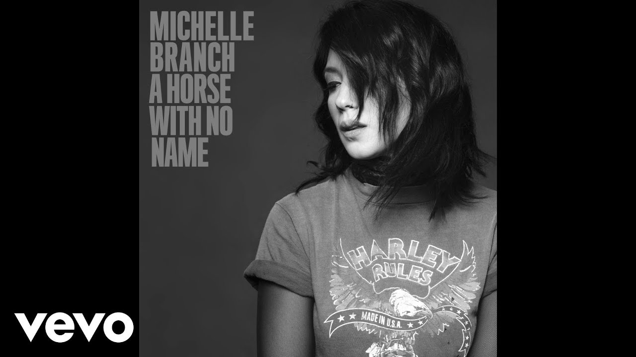 Michelle Branch A Horse With No Name Cover Chords Chordify