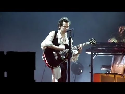 Compilation Harry Styles - Live On Tour (Amsterdam 2018)