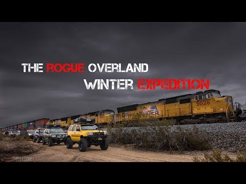 The Rogue Overland Winter Expedition 2017
