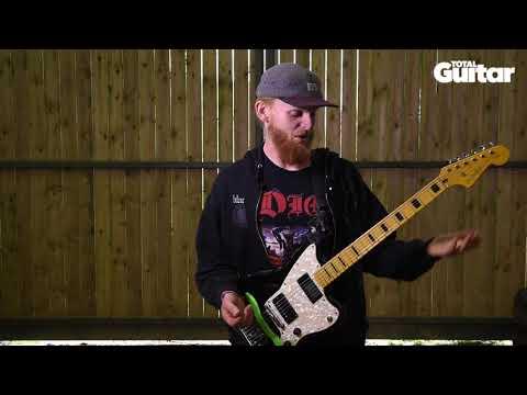 Me And My Guitar: Employed To Serve's Sammy Unwin / Fender Jazzmaster