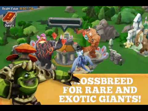 Giant Realms 3D