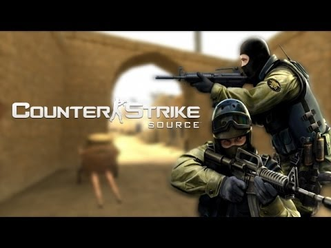 DESCARGAR Counter-Strike Source No Steam FULL ESPAÑOL 1 LINK + JUGAR ONLINE