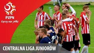 Pófinał CLJ: Pogoń Szczecin 3-5 Cracovia (3-5 k.)