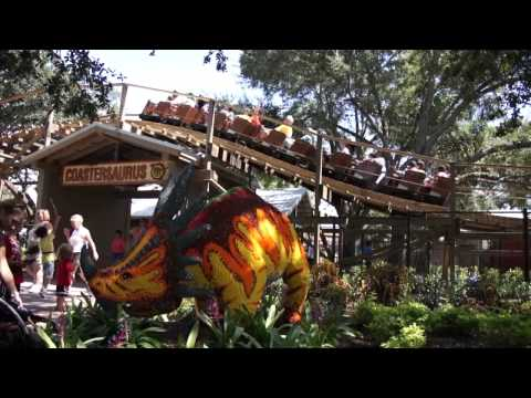 Full tour of Legoland Florida - A look at all the attractions, stores and restaurants