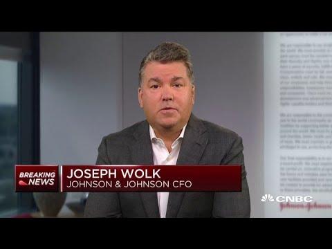 Johnson & Johnson CFO on third-quarter earnings results