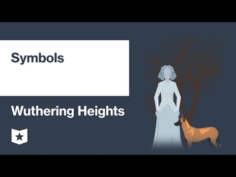 Wuthering Heights By Emily Brontë | Symbols