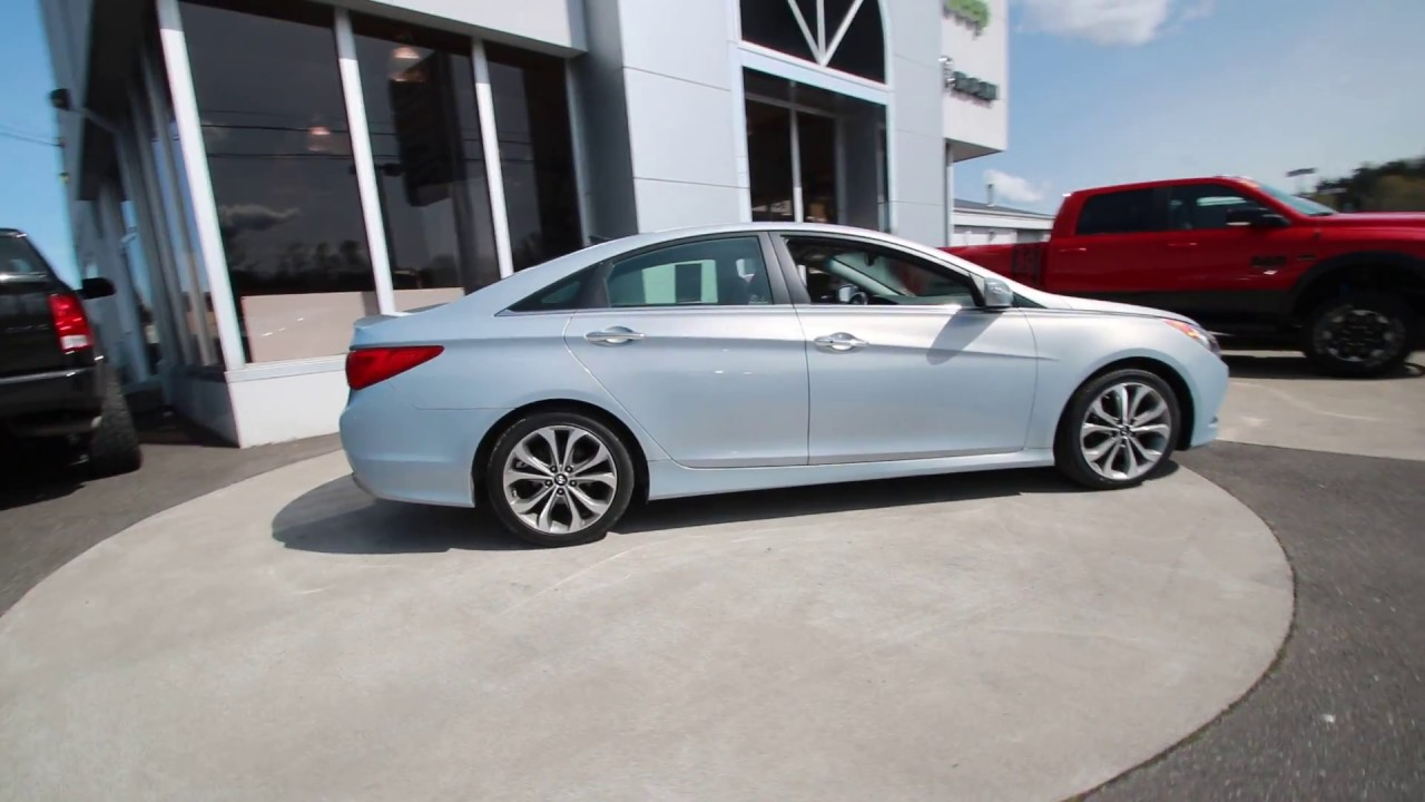2014 Hyundai Sonata Limited 2 0t Iridescent Silver Blue Eh861619 Mt Vernon Skagit