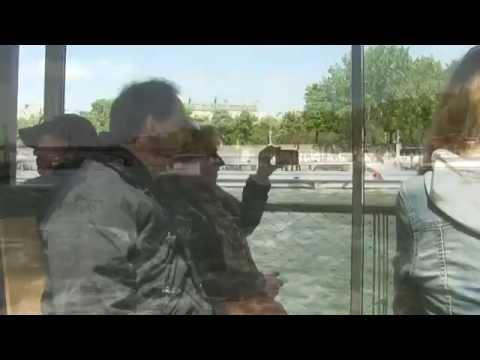 Parigi, il nostro tour sulla Senna (Paris, Bateaux mouches)