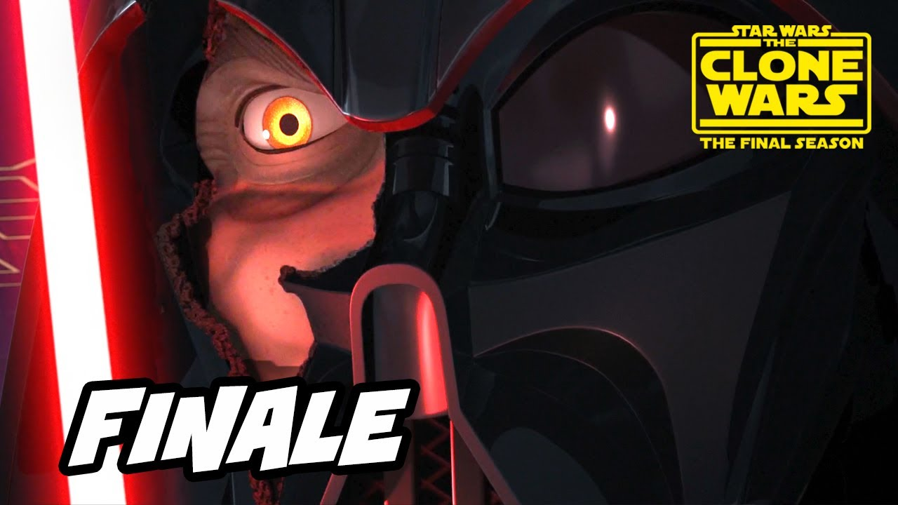 Download Star Wars The Clone Wars Season 7 Episode 12 Finale - TOP 10 WTF and Easter Eggs