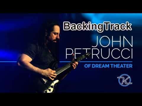 Rock Backing Track - John petrucci Style Bminor