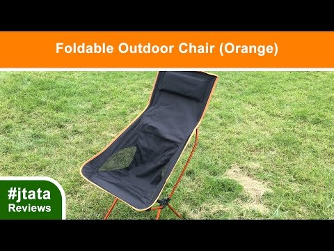 Foldable Chair, Ultralight Camping Portable Chair from Rapidly Boy