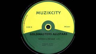 "Goldmasters Allstars - Where Is The Dub (10"")"
