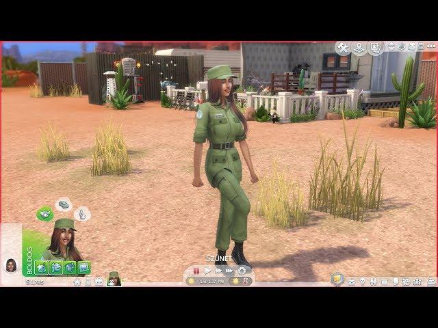 Rejtély megoldva/StrangerVille Titkai 10.rész /The Sims 4