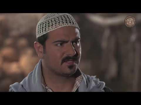 خوف الزيبق على جرح أخيه عكاش بعد رفضه للحكيم -  معتصم النهار-   باسم ياخور -  خاتون